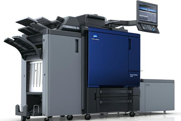 Moderne Drucker und Kopierer von der reitzner AG