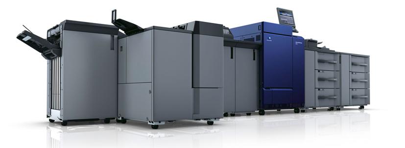 Professionelle Produktionssysteme und Drucklösungen von der reitzner AG