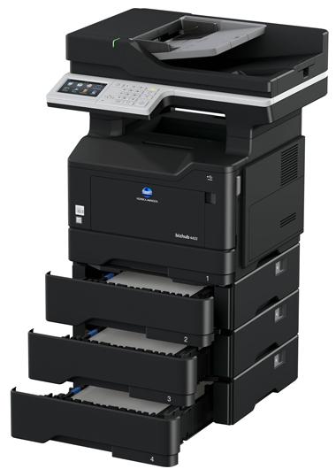 Multifunktionssysteme und Drucker für Ihr Unternehmen