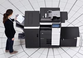 Beratung und Lösungen für neue Drucker und Kopierer