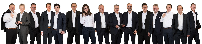 Das Team der reitzner AG kümmert sich um perfekte Drucklösungen